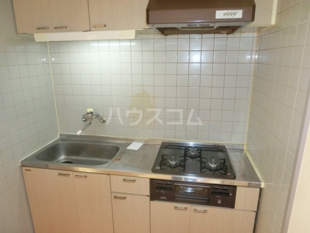 グランディールYOKOYAMA Ⅱ(グランディールヨコヤマ) 00303号室のキッチン
