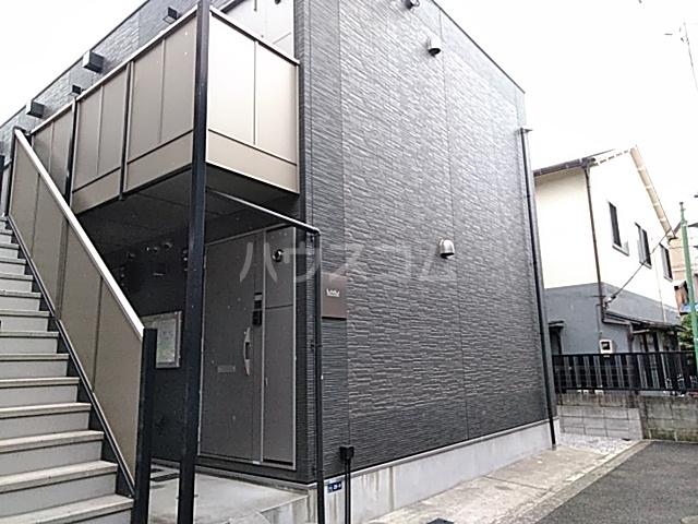 リブリ・彩縁 202号室の外観