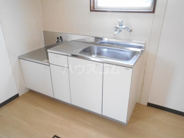 ハイツラフォーレⅡ 105号室のキッチン