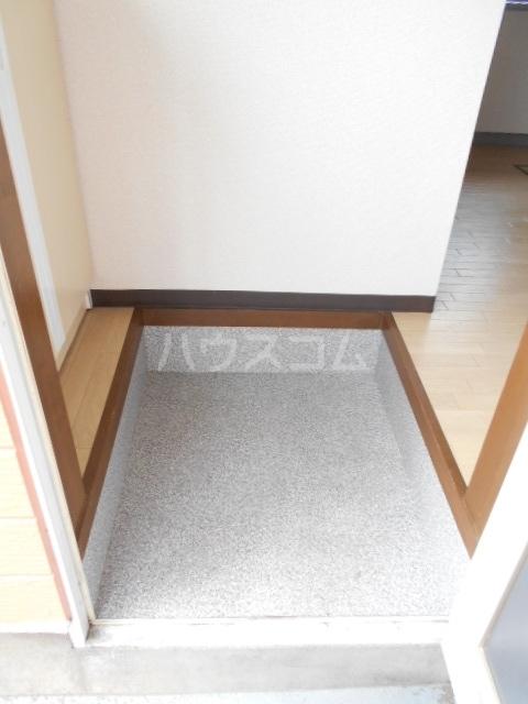 ハイツラフォーレⅡ 105号室の玄関