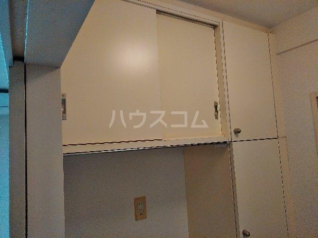 小金井NSハウス 311号室の収納