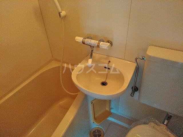 小金井NSハウス 311号室の洗面所