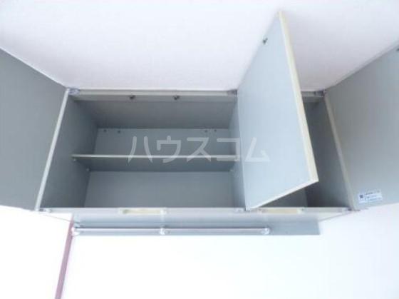 メゾン・ド・パピヨン 205号室の収納