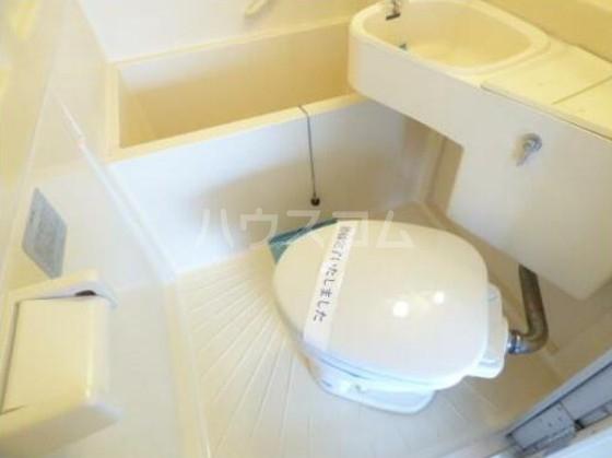メゾン・ド・パピヨン 205号室の洗面所