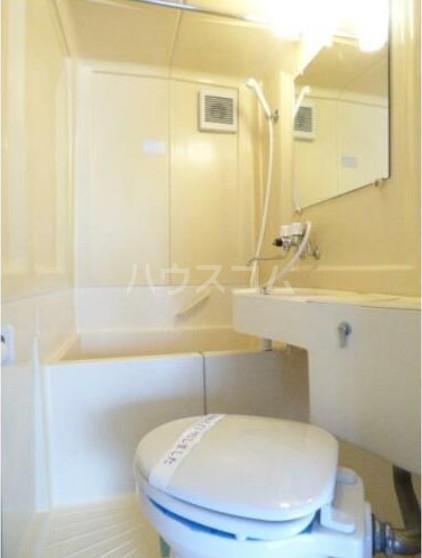 メゾン・ド・パピヨン 205号室のトイレ