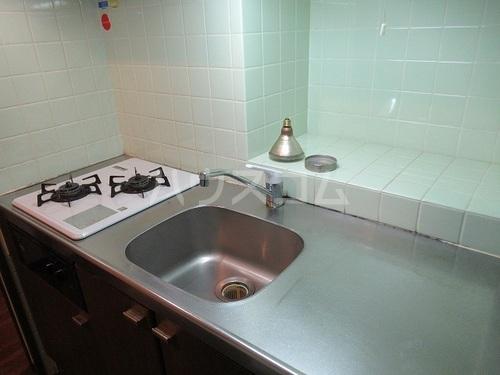 エステート・モア・ウエストパーク 505号室のキッチン