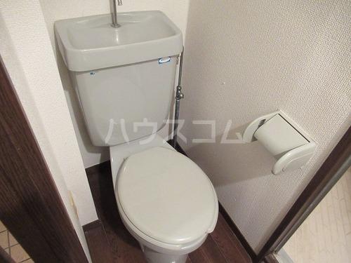 エステート・モア・ウエストパーク 505号室のトイレ