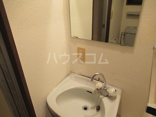 エステート・モア・ウエストパーク 505号室の洗面所