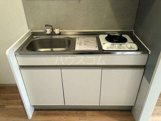 ジョリエ大岡山 208号室のキッチン
