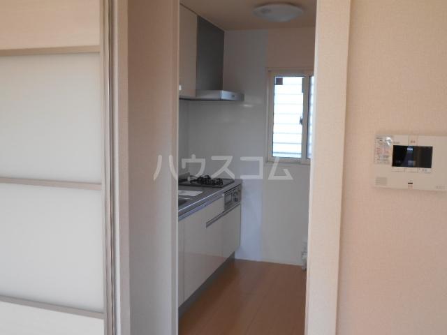 オマージュA 203号室のキッチン