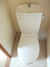 ラピスASのトイレ