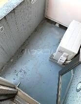 ジョイ尾山台 402号室のバルコニー