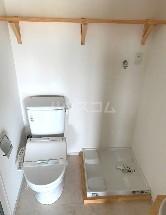 ジョイ尾山台 402号室のトイレ