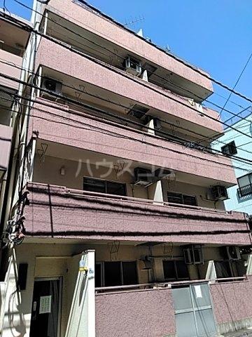 カーサ北新宿の外観