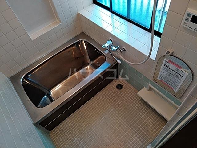 上山口貸家の風呂