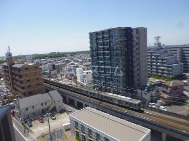レクセルグランデ鎌ヶ谷エアリーコート 1001号室の景色