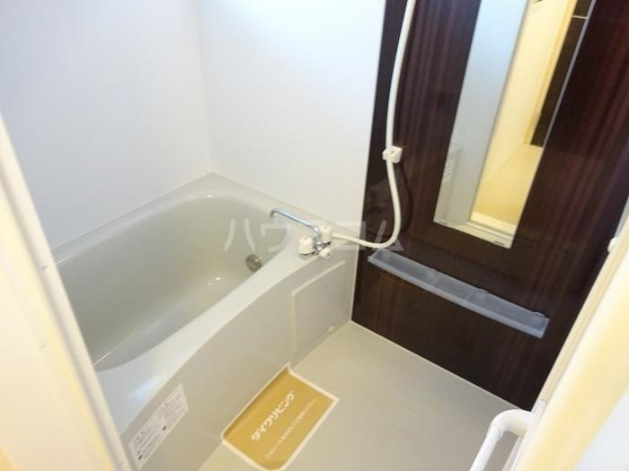スカイブルーK 101号室の風呂