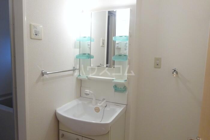 カプリコート 105号室の洗面所