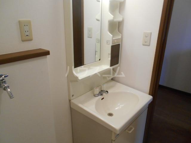 メゾネット小宮2の洗面所
