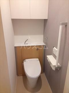 フルリール 01010号室のトイレ