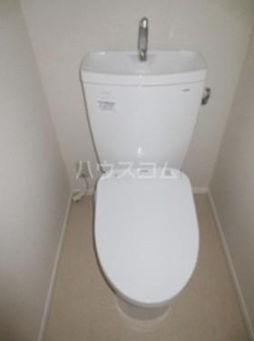 ベルメゾン武蔵関のトイレ