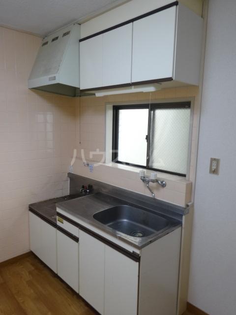 メゾン秀芳 0303号室のキッチン