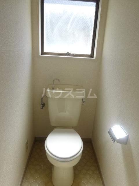 メゾン秀芳 0303号室のトイレ