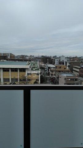 SHOKEN Residence亀有 202号室の景色