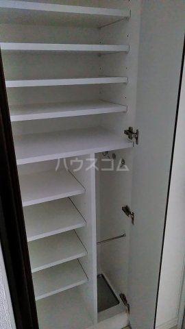 SHOKEN Residence亀有 202号室の収納