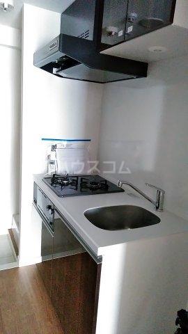 SHOKEN Residence亀有 202号室のキッチン