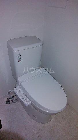 SHOKEN Residence亀有 202号室のトイレ