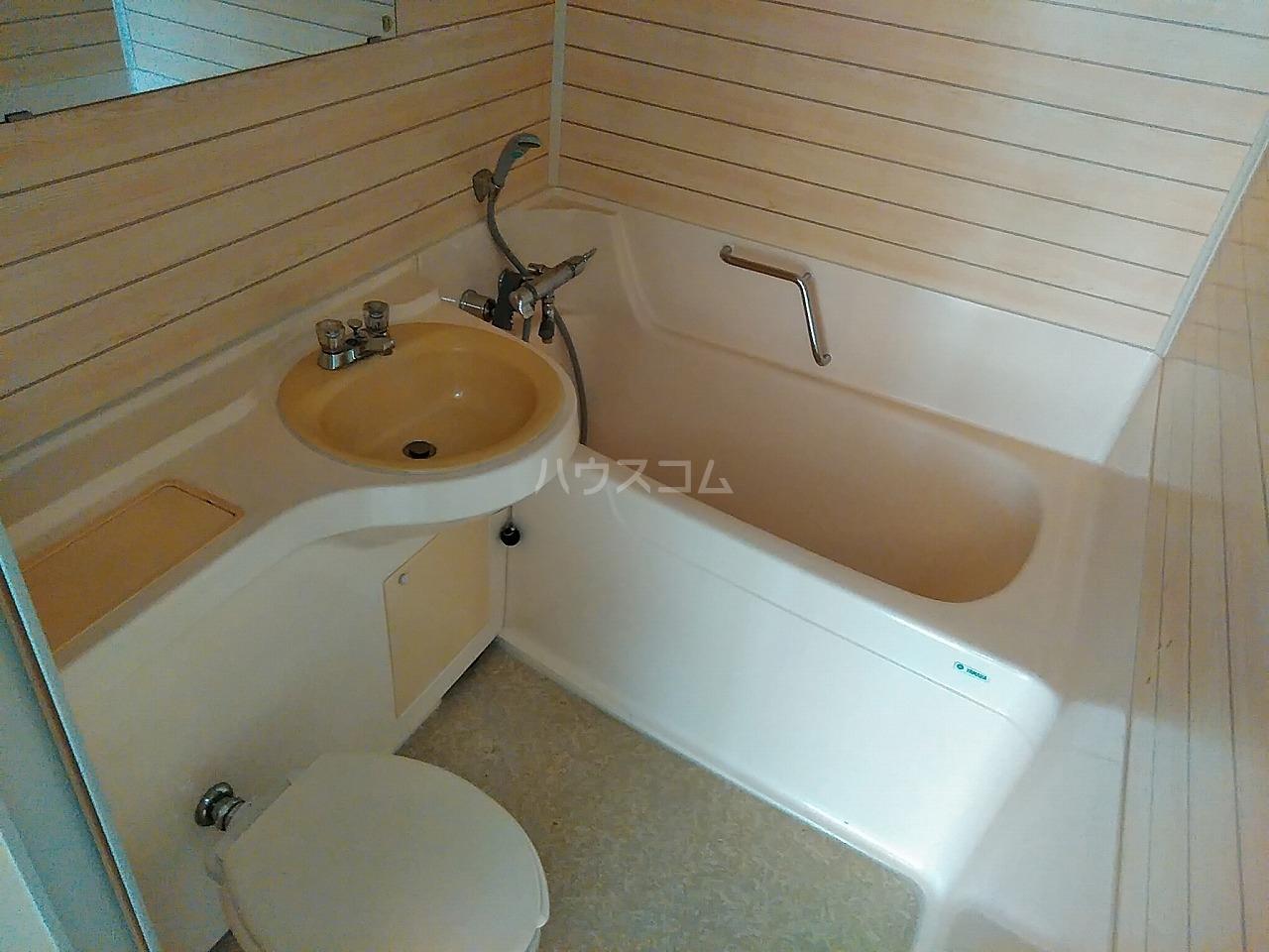 佐々木コーポ 403号室の洗面所