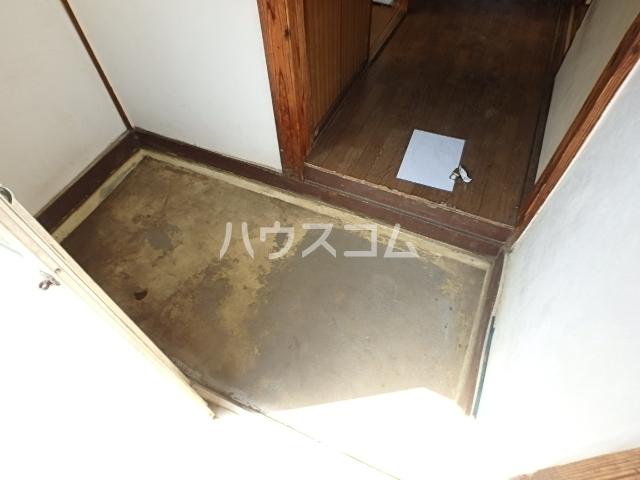 竹内貸家 6号室の設備