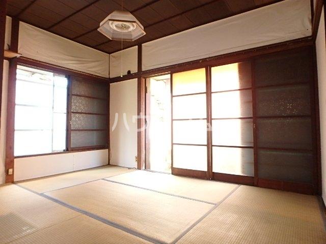 竹内貸家 6号室の居室