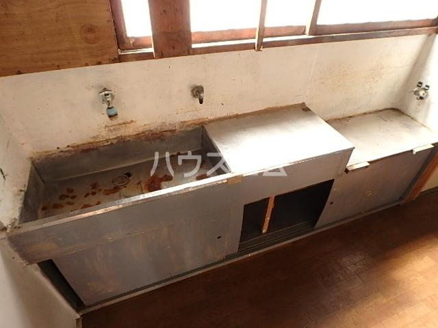 竹内貸家 6号室のキッチン