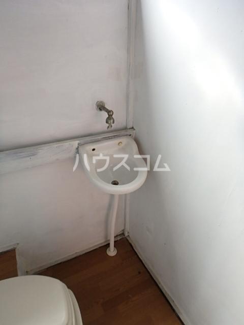竹内貸家 6号室の風呂