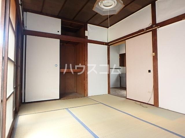 竹内貸家 6号室のリビング