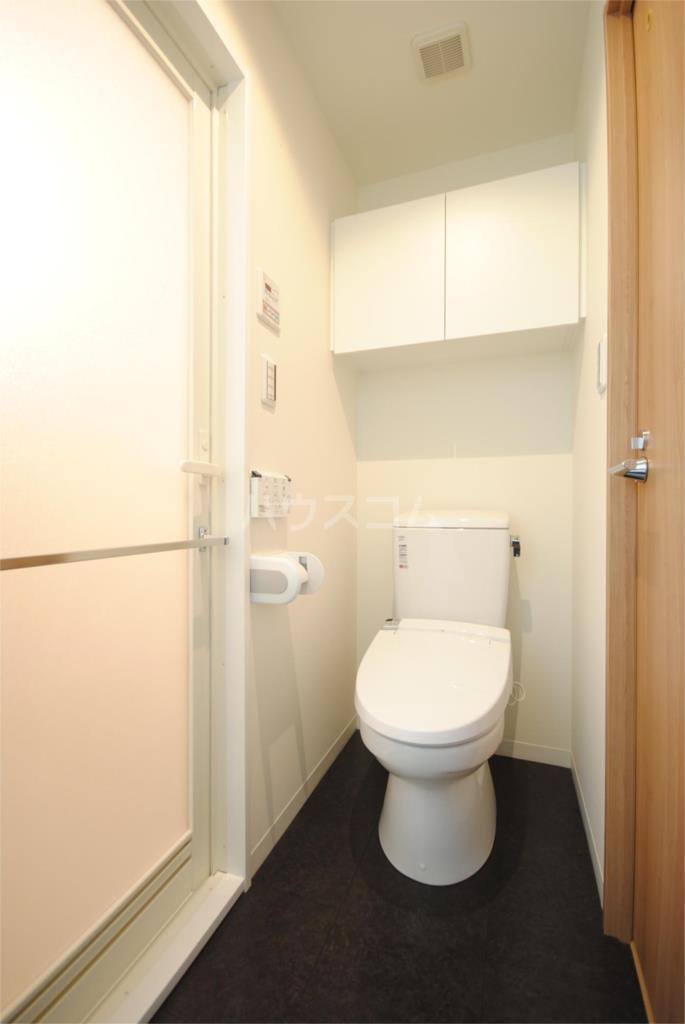 ハーモニーレジデンス田町 704号室のトイレ