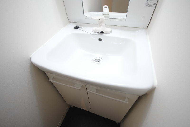 ハーモニーレジデンス田町 704号室の洗面所