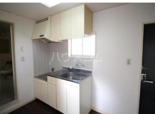 PALACIO MATSUDO 1650 204号室のキッチン