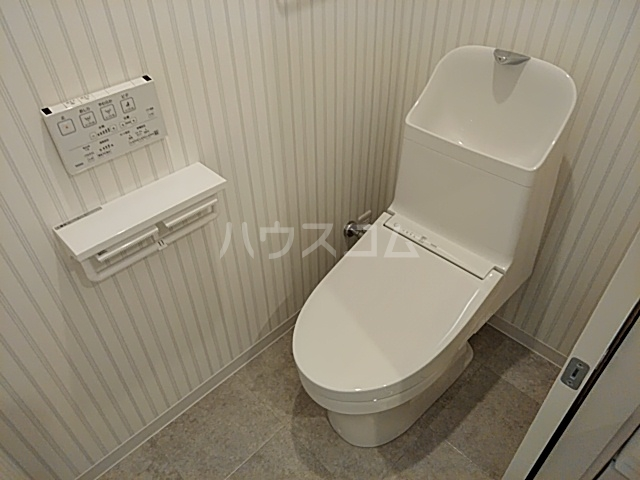 Caldo道徳公園 b 302号室のトイレ