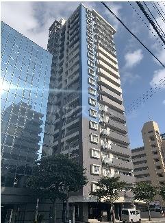 ライオンズマンション大濠タワー外観写真