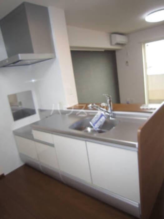 グランメゾン 302号室のキッチン