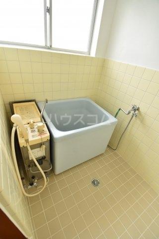 柳川コーポの風呂