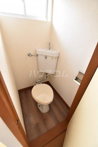 柳川コーポのベッドルーム