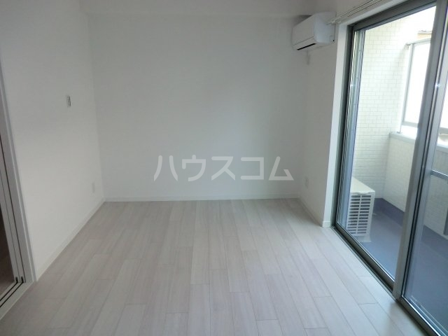Feliz岸和田 203号室のベッドルーム