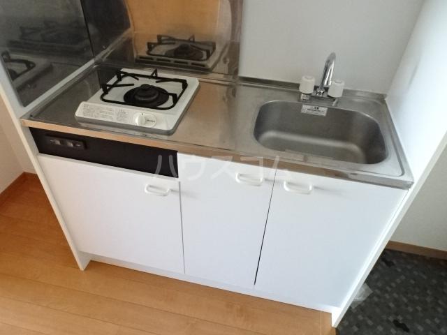 プライムコート 407号室のキッチン