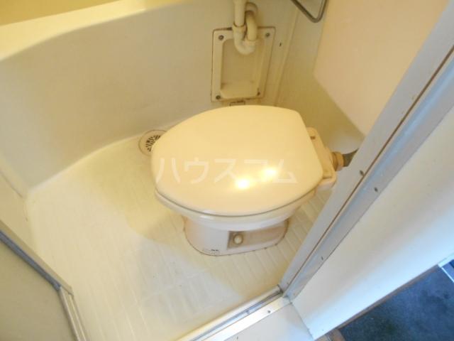 ストーンズ春日部 106号室のトイレ