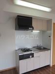 グランヴァン東中野Ⅱ 701号室のキッチン