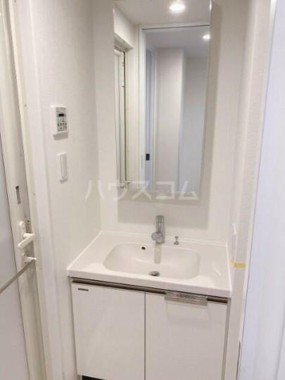 リヴシティ立川ミッド 103号室の洗面所